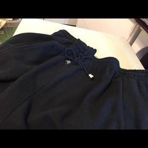 Elisabeth rib knit womens pants